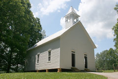 χτίζοντας την εκκλησία πα& Στοκ Φωτογραφία