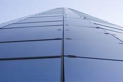 χτίζοντας το γυαλί σύγχρονο Στοκ Φωτογραφία