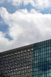 χτίζοντας το γυαλί σύγχρονο Στοκ φωτογραφία με δικαίωμα ελεύθερης χρήσης