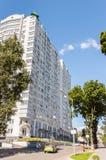 χτίζοντας το Κίεβο σύγχρ&omicr Στοκ Εικόνες