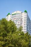 χτίζοντας το Κίεβο σύγχρ&omicr Στοκ Φωτογραφίες