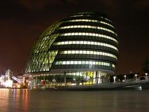 χτίζοντας το Λονδίνο σύγχρονο Στοκ Φωτογραφία