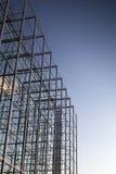 χτίζοντας φουτουριστι&kap Στοκ εικόνα με δικαίωμα ελεύθερης χρήσης