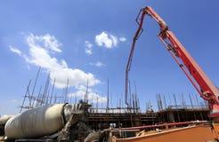 χτίζοντας φλέβα εργοτάξιων οικοδομής Στοκ εικόνα με δικαίωμα ελεύθερης χρήσης