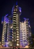 χτίζοντας Lloyd Λονδίνο s στοκ εικόνες με δικαίωμα ελεύθερης χρήσης