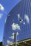 χτίζοντας Windows ξενοδοχείων Στοκ Φωτογραφίες