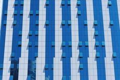 Χτίζοντας Windows Στοκ Φωτογραφία