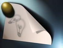 χτίστε το αυγό πώς φωλιά στο σας Στοκ φωτογραφία με δικαίωμα ελεύθερης χρήσης