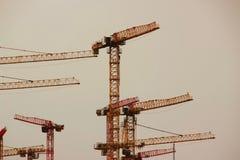 Χτίστε, χτίστε, χτίστε γρηγορότερα Στοκ Φωτογραφία