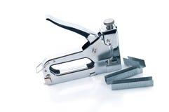 χτίστε stapler Στοκ Εικόνα