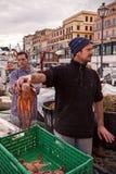 Χταπόδι ψαράδων Στοκ φωτογραφία με δικαίωμα ελεύθερης χρήσης