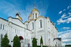 1507 1533 χτισμένα υπόθεση έτη καθεδρικών ναών Βλαντιμίρ, Στοκ εικόνες με δικαίωμα ελεύθερης χρήσης