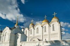 1507 1533 χτισμένα υπόθεση έτη καθεδρικών ναών Βλαντιμίρ, Στοκ Φωτογραφίες