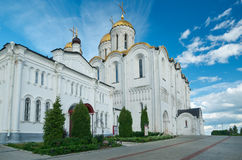 1507 1533 χτισμένα υπόθεση έτη καθεδρικών ναών Βλαντιμίρ, Στοκ εικόνα με δικαίωμα ελεύθερης χρήσης
