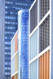 χτισμένος φουτουριστι&kapp Στοκ Εικόνα