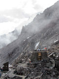 Χτυπήματα βουνών Στοκ Εικόνα