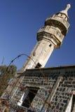 χτυπημένος μουσουλμανικό τέμενος πόλεμος στοκ εικόνες