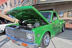 Χτυπημένο Chevrolet Stepside Στοκ εικόνα με δικαίωμα ελεύθερης χρήσης