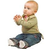 χτύπημα μωρών Στοκ Εικόνες
