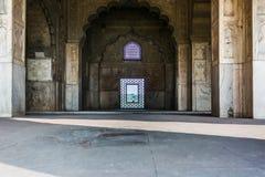 Χτύπησε Mahal, κόκκινο οχυρό (Δελχί) Στοκ φωτογραφία με δικαίωμα ελεύθερης χρήσης