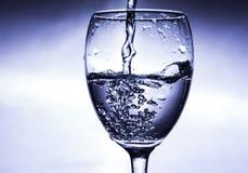 χυμένο γυαλί κρασί Στοκ φωτογραφίες με δικαίωμα ελεύθερης χρήσης