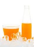 Χυμός από πορτοκάλι Στοκ Φωτογραφία
