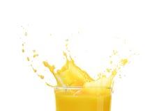 Χυμός από πορτοκάλι στοκ φωτογραφίες με δικαίωμα ελεύθερης χρήσης