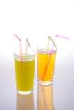 χυμός γυαλιών καρπού Στοκ Εικόνα
