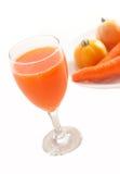 χυμός καρότων Στοκ φωτογραφίες με δικαίωμα ελεύθερης χρήσης