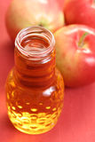 χυμός μήλων Στοκ Εικόνες