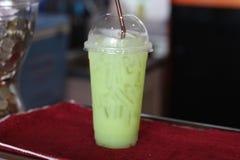 Χυμός στο φρέσκο ποτό γυαλιού της Ταϊλάνδης Στοκ φωτογραφίες με δικαίωμα ελεύθερης χρήσης