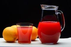 Χυμός φρούτων στοκ φωτογραφίες με δικαίωμα ελεύθερης χρήσης