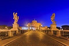 Χυτή η Ρώμη άνοδος του Angelo Στοκ Φωτογραφία