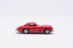Χυτό κύβος αυτοκίνητο παιχνιδιών Στοκ εικόνες με δικαίωμα ελεύθερης χρήσης