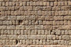 Χωμάτινος τοίχος του αρχαίου κινεζικού σπιτιού, παλαιά πόλη Shuhe, Lijiang Yunnan, Κίνα στοκ εικόνες