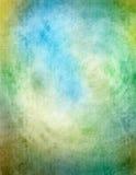 Χωματένιο κατασκευασμένο υπόβαθρο Watercolor Στοκ Φωτογραφίες