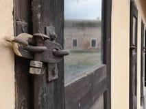 Χωρίς λέξεις Στρατόπεδο συγκέντρωσης Terezin στοκ φωτογραφία με δικαίωμα ελεύθερης χρήσης