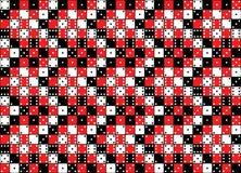 Χωρίστε σε τετράγωνα το σχέδιο Στοκ φωτογραφία με δικαίωμα ελεύθερης χρήσης