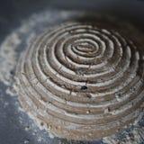 Χωριάτικο γαλλικό ψωμί Campagne Στοκ φωτογραφία με δικαίωμα ελεύθερης χρήσης