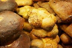 Χωριάτικο ψωμί Στοκ Φωτογραφίες