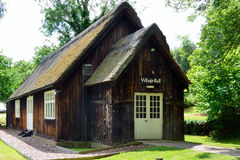 χωριό αιθουσών ranworth Στοκ Εικόνες
