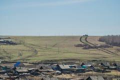 χωριό, επαρχία, χωριουδάκι στοκ εικόνες με δικαίωμα ελεύθερης χρήσης