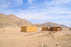 Χωριό ερήμων στοκ εικόνα με δικαίωμα ελεύθερης χρήσης