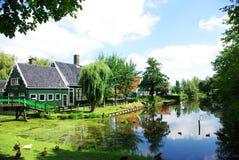 χωριό ζωής Στοκ φωτογραφίες με δικαίωμα ελεύθερης χρήσης