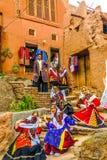Χωριό 04 κληρονομιάς Abyaneh στοκ φωτογραφία
