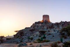 Χωριό κληρονομιάς Hatta στο εμιράτο του Ντουμπάι των Ε.Α.Ε. στοκ εικόνες