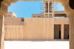 Χωριό κληρονομιάς στο Ντουμπάι, Ε.Α.Ε. Στοκ φωτογραφία με δικαίωμα ελεύθερης χρήσης