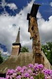 χωριό μουσείων Στοκ Φωτογραφίες