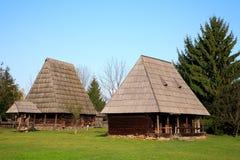 χωριό μουσείων Στοκ Εικόνες
