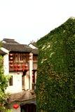 Χωριό νερού Suzhou Στοκ φωτογραφία με δικαίωμα ελεύθερης χρήσης